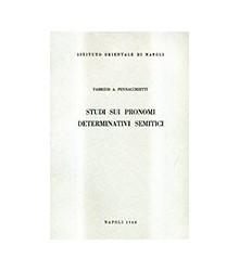 Studi sui Pronomi...