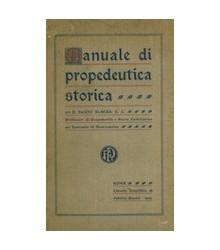 Manuale di Propedeutica...