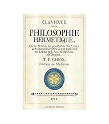 Clavicule de la Philosophie...
