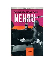 Conversazioni con Nehru