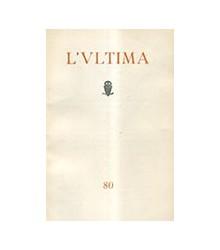 L'Ultima 80 - Anno IX