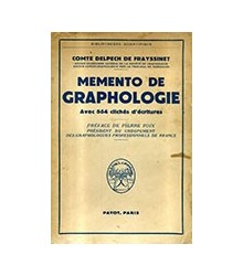 Memento de Graphologie