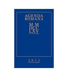 Agenda Romana 2012 settimanale