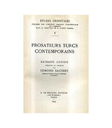 Prosateurs Turcs Contemporains