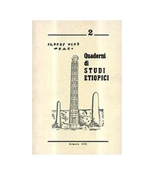 Quaderni di Studi Etiopici