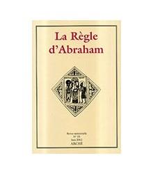 La Règle d'Abraham - N. 33...
