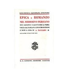 Epica e Romanzo nel...