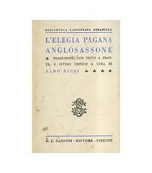 L'Elegia Pagana Anglosassone