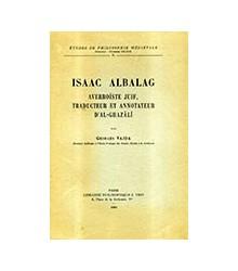 Isaac Albalag Averroïste...