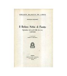 Il Berbero Nefûsi di Fassâto