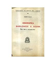 Grammatica Babilonese e Assira