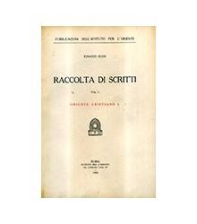 Raccolta di Scritti - I....