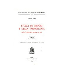 Storia di Tripoli e della...