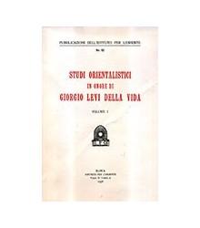 Studi Orientalistici in...