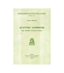 Quattro Commedie del Teatro...