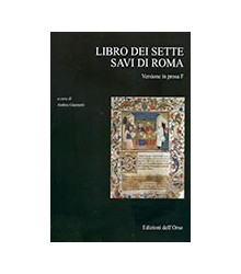 Libro dei Sette Savi di Roma