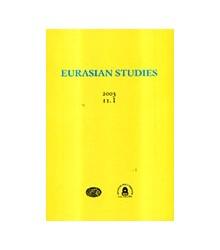 Eurasian Studies Vol. II. 1...