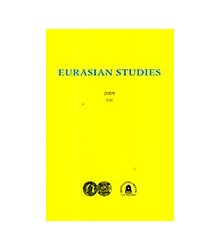Eurasian Studies Vol. VII....