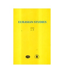Eurasian Studies Vol. IV. 1...