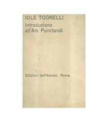 Introduzione all'Ars Punctandi