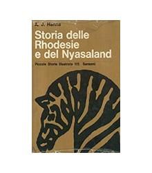 Storie delle Rhodesie e del...