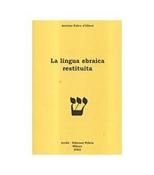 La Lingua Ebraica Restituita