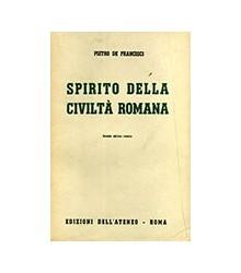 Spirito della Civiltà Romana