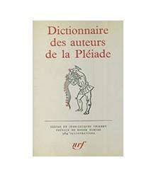 Dictionnaire des auteurs de...