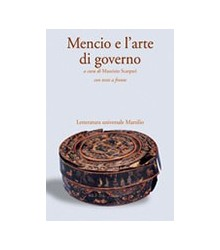 Mencio e l'Arte di Governo