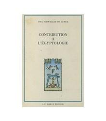 Contribution a l'Égyptologie