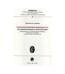 Giovanni Filopono Matematico