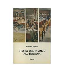 Storia del Pranzo all'Italiana