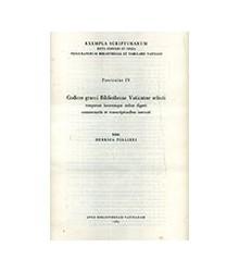 Codices Graeci Bibliothecae...