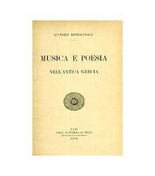 Musica e Poesia nell'Antica...