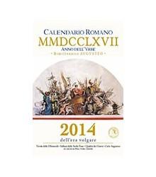 Calendario Romano 2014 e.v.