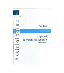 Appunti di Grammatica...