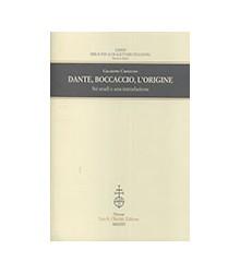 Dante, Boccaccio, l'Origine