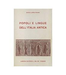 Popoli e Lingue dell'Italia...