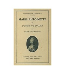 Marie-Antoinette et...