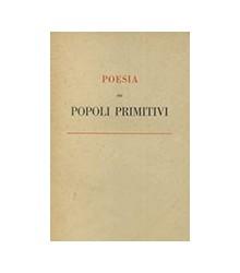 Poesia dei Popoli Primitivi