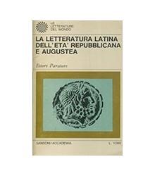 La Letteratura Latina...