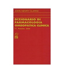 Dizionario di Farmacologia...