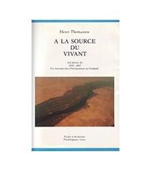 A la Source du Vivant