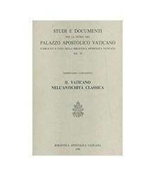Il Vaticano nell'Antichità...