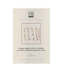 Lexique Religieux Berbère...
