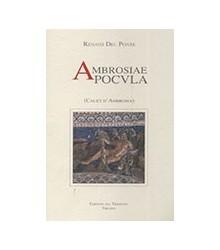 Ambrosiae Pocula