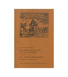 Grimmelshausen - Bibliographie