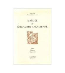 Manuel d'Épigraphie Akkadienne