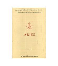 Aries N. 12 e 13