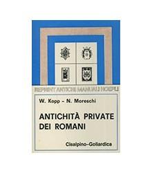 Antichità Private dei Romani